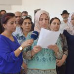The Faculty of Languages and Social Sciences expressed their solidarity with Zara Mohammadi